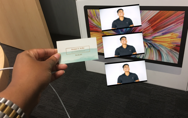 Create an AR Business Card